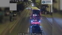 London: A Brownhill Rd/Plassey Rd - Recent