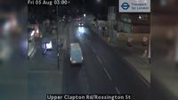 London Borough of Haringey: Upper Clapton Rd/Rossington St - Actuales