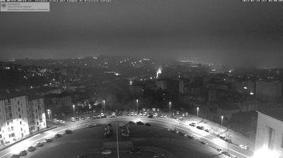 Trieste: Piazzale Europa