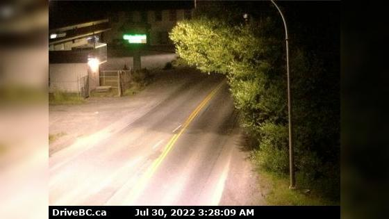 Webcam Telkwa › North: Hwy 16, in − at Hankin Rd, looking