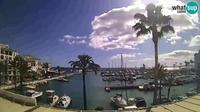 Manilva: Puerto de la Duquesa - Marina - Overdag