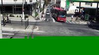 Juiz de Fora: Rua Doutor Romualdo - Avenida Barão do Rio Branco - El día