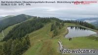 Bad Kleinkirchheim: Biosph�renparkbahn Brunnach - Blickrichtung Wiesernock - Overdag