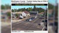 Aloha: Washington County - Tualatin Valley Hwy at th Ave - Actuelle