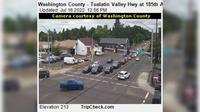 Aloha: Washington County - Tualatin Valley Hwy at th Ave - Jour