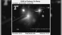 Bend: US at Parkway On-Ramp - Recent