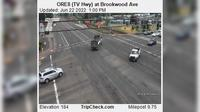 Hillsboro: ORE (TV Hwy) at Brookwood Ave - Overdag