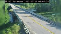 Petawawa: Hwy  at - River Bridge - Dagtid