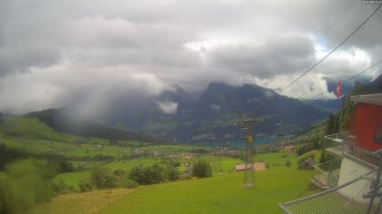 Amden › Süd: Walau - Mattstock - Sesselbahn Mattstock   Skigebiet Mattstock Amden - Mürtschenstock