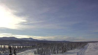 Webcam Arctic Village › South