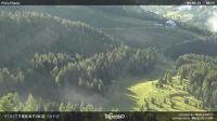 Moena: Alpe Lusia - Pista Piavac