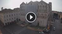 Ferrara: Piazza Cattedrale - Aktuell