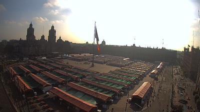 Gambar mini Webcam Gustavo A. Madero pada 7:06, Apr 16