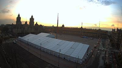 Thumbnail of Azcapotzalco webcam at 5:17, Apr 11
