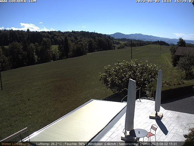 Ermenswil: Lütschbach