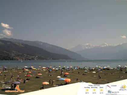 Thun: Lac de
