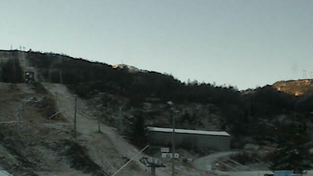 Webcam Sauda: ski centre (02)
