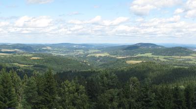 Vista de cámara web de luz diurna desde Dobrá Voda