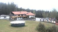 Neukirchen beim Heiligen Blut: Hohenbogen, Blick vom Brünnlhang zur Talstation - Actual