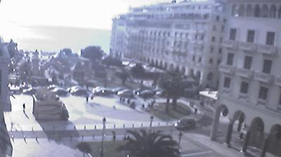 Thumbnail of Thessaloniki webcam at 5:00, Oct 16