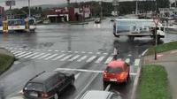Trebovice: Opavsk� - Sj�zdn�, sm?r Sj�zdn� - Dagtid