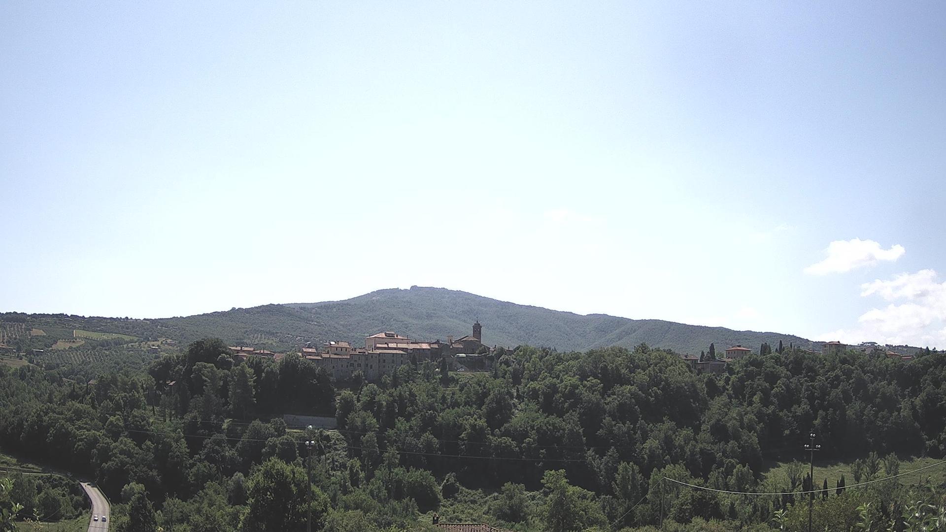 Webcam Piegaro: Meteo