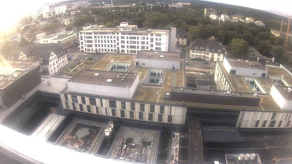Webcam Frankfurt am Main: Klinikum der Johann-Wolfgang Go