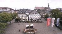 Brilon: marktplatz - Overdag