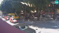 Pula: Korzo, Giardini - El día