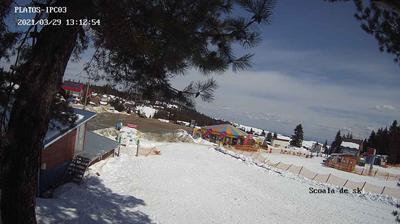 Daylight webcam view from Paltinis: Arena Platos