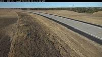 Todd: US-  miles east of Vetal, SD: SD DOT webcam near Vetal, SD - El día