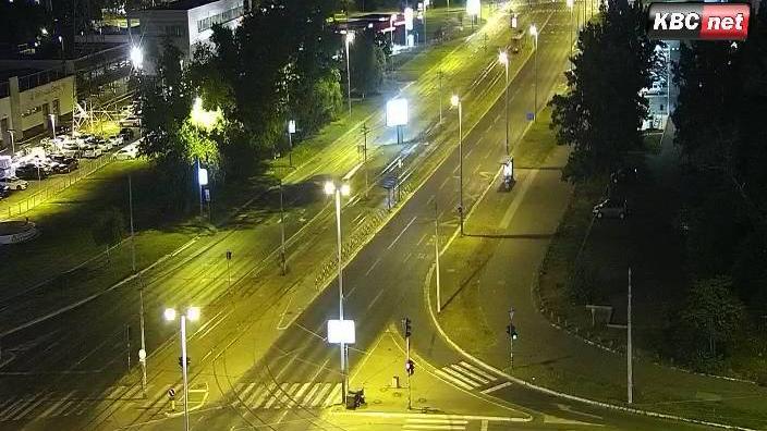 Webcam Belgrade: Live − Jurija Gagarina