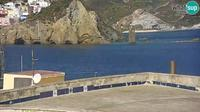 Ponza: Island of - the port webcam live - Dagtid