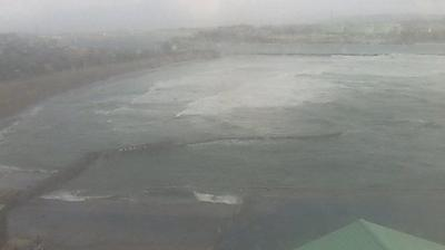 Webkamera 三国町米ヶ脇: 三国サンセットビーチ