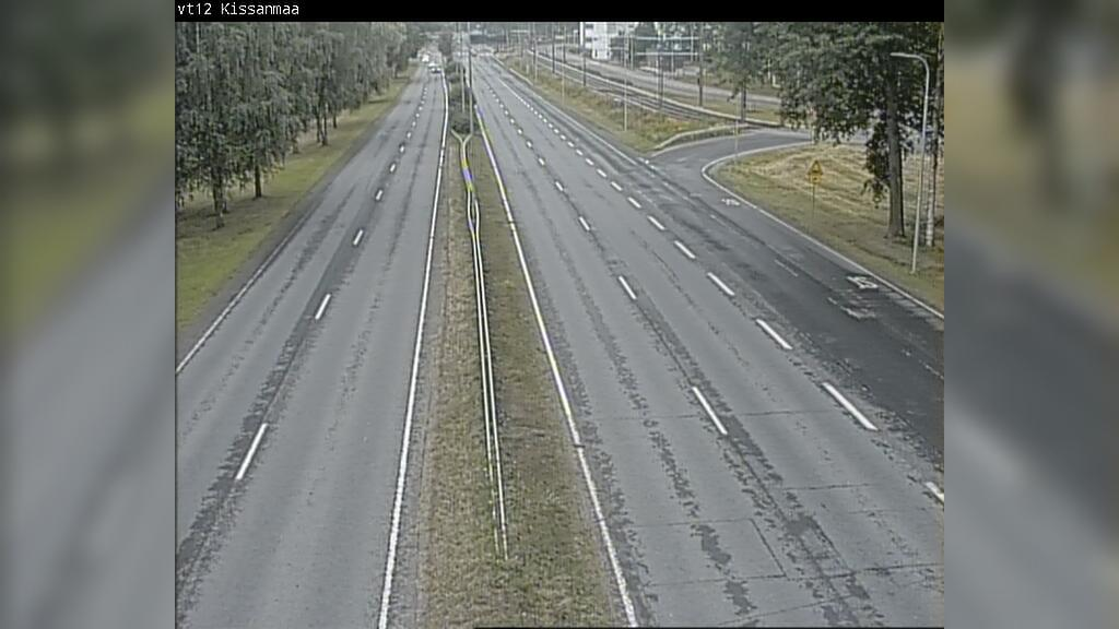 Webcam Tampere: Tie 12 − Kissanmaa − Tampereelle