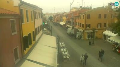 Webcam Caorle: Old Town