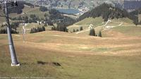 Plaffeien: Bad-Schwarzsee - Schwarzsee-Tal - El día