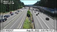 Mountlake Terrace: I- at MP .: th St SW - Actuales