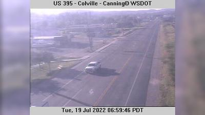 Thumbnail of Colville webcam at 3:14, Sep 21