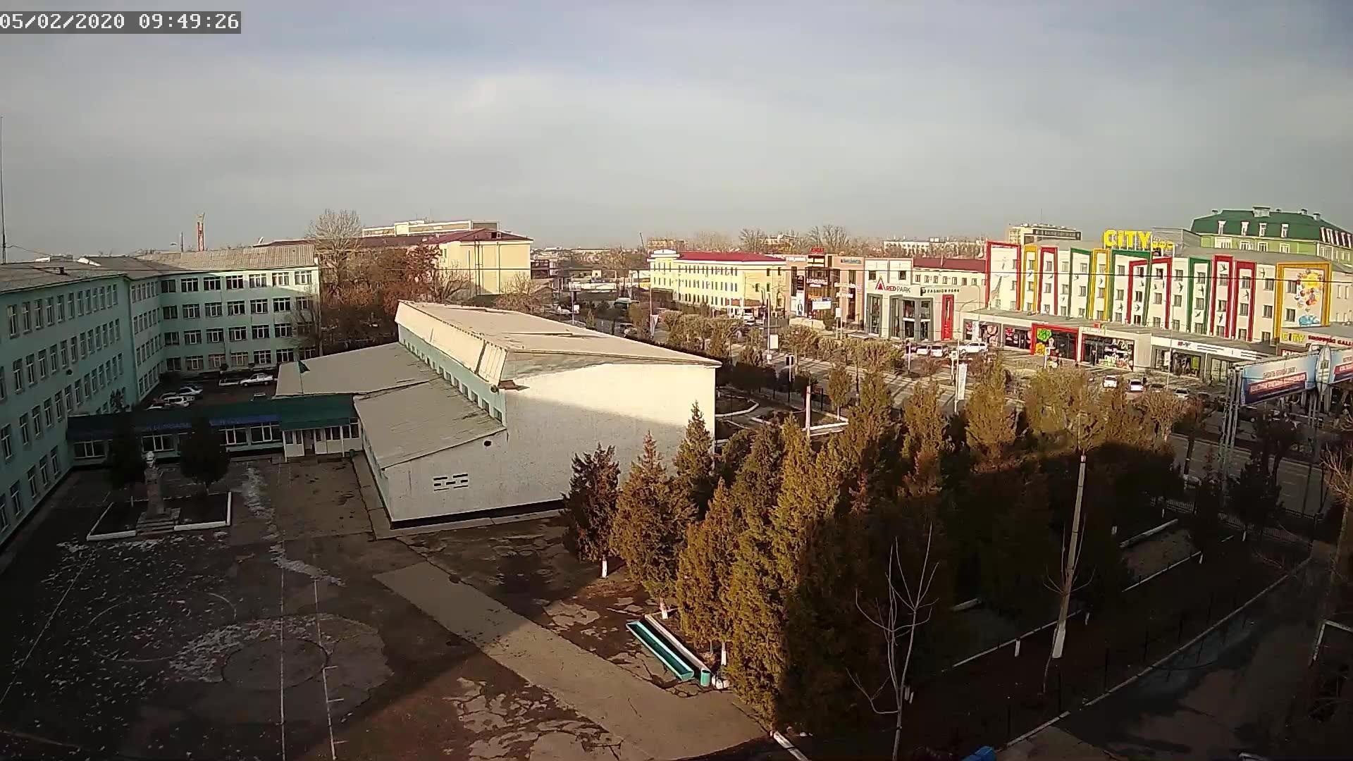 Webcam Shymkent › North-West: Respublika Ave