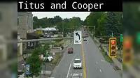 Rochester: Titus Ave at Cooper Rd - Overdag