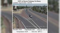 Bend: US at Revere Parkway On-Ramp - Dagtid