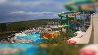 Brtonigla: Aquapark Istralandia, Pools and Slides webcams - Recent