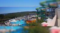 Brtonigla: Aquapark Istralandia, Pools and Slides webcams - Overdag