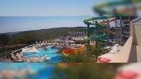 Brtonigla: Aquapark Istralandia, Pools and Slides webcams - Dagtid