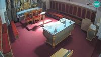 Novi Zagreb - zapad: Lucko St John Church - Overdag