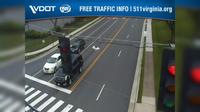Fairfax: Lee Hwy and Jermantown Rd - Day time