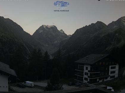 Arolla: Mont-Collon