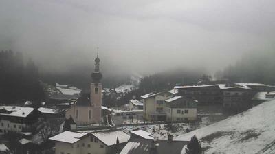 Tageslicht webcam ansicht von Wildschönau › South: Hotel Sun Valley − Auffach