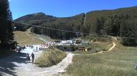 Sestola: Lago della Ninfa - Overdag